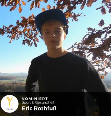 Sport & Gesundheit – Eric Rothfuß