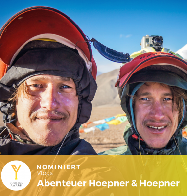 Vlogs – Abenteuer Hoepner & Hoepner