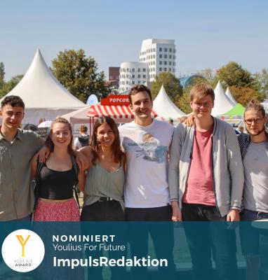 Youlius For Future – ImpulsRedaktion